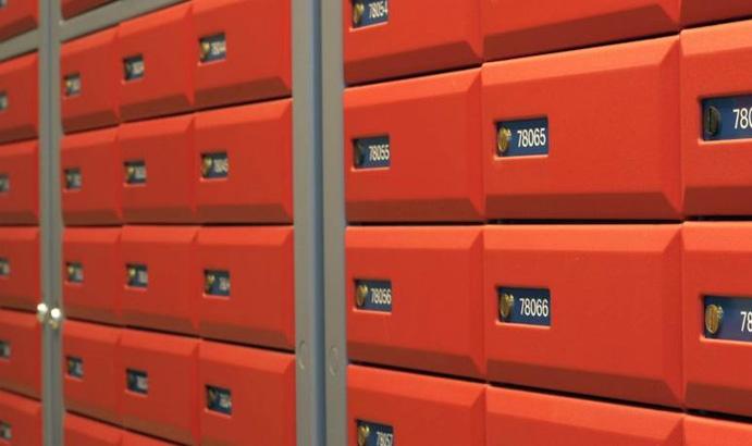 Waarheen kunt u uw postpakketten zenden